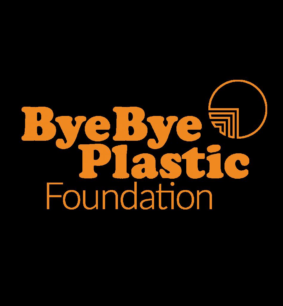 Bye Bye Plastic Foundation Logo